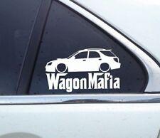 """2x 8.5/"""" 21.6cm 555 WRC Decal Sticker for impreza wrx GDB GC8 forester 22B brz S4"""