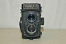Yashica Mat-124G TLR Medium Format Film Camera 80mm f/3.5 Lens -Untested