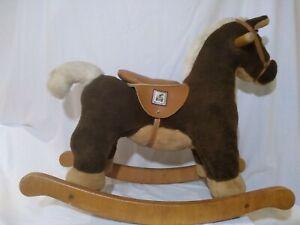 Mama & Papas Rocking Pony