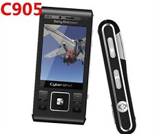 Original Sony Ericsson C905 Unlocked Mobile Phone 8MP WIFI Bluetooth 3G GPS