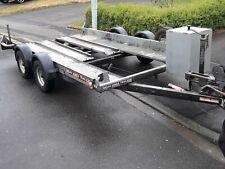 Brian James Twin Axle Minno Car Trailer 3.3m x 1.6m bed
