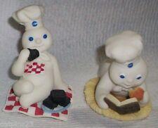 The Danbury Mint Perpetual Calendar 1997 Pillsbury Doughboy May & September Lot