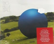 VARIUOUS (FEAT P. GABRIEL S. O'CONNOR AND OTHERS) BIG BLUE BALL *CD NEW SEALED