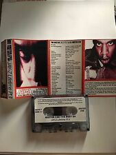 DJ Mister Cee Jay Z Lifetime II Cassette NYC 90s Hip Hop Mixtape Tape Kingz RARE