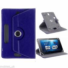 Fundas y carcasas Universal color principal azul piel sintética para teléfonos móviles y PDAs