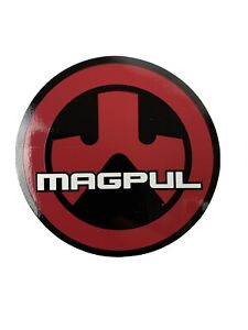 MAGPUL Sticker Decal 3.5 Inch - Rifle Gun Pistol Shooting Hunting Tactical