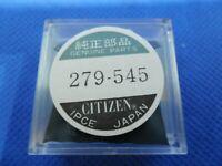 CITIZEN 279-545  Module électronique Electronic module JAPAN MYOTA 6045/6031 NOS