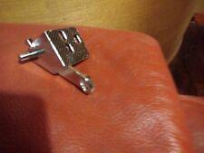 Cerniera in Acciaio Inox cromato, cm 3,5 spessore
