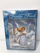 Sandra Kuck ANGEL KISSES Puzzle 1000 Pieces-New