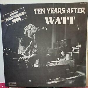 33t Ten Years After, watt, LP
