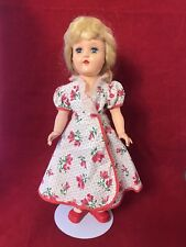 Vintage 1950's 14 Inch Ideal P-90 Toni Doll