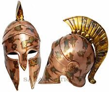 Medieval Armour Helmet Kinght Helmet Replica Halloween Collectible Item For Gift