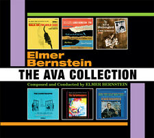 Bernstein AVA Collection - 3 x CD Boxset - Limited Edition - Elmer Bernstein