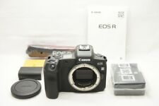 Canon EOS R 30.3MP Full Frame Mirrorless Camera Black Body Only #210115c