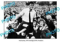 6 x 4 PHOTO NEIL KERLEY GLENELG FC 1973 SANFL PREMIERSHIP WIN