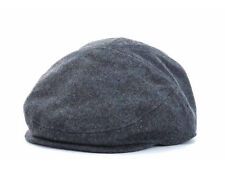 Private Label Charcoal Gray Wool Blend Ivy Driver Golf Relaxed Fit Hat Cap S/M