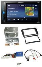 Pioneer 2DIN MP3 USB Lenkrad Autoradio für Toyota Avensis 2003-2009