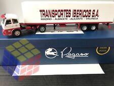Pegaso 2011/50 Trailer Transportes Ibéricos S.A. - 1/43 Camión Truck Camions
