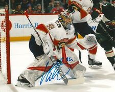 HARRI SATERI signed FLORIDA PANTHERS 8X10 PHOTO COA A