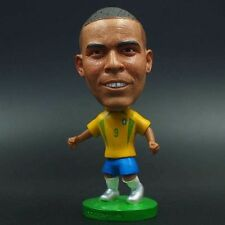 "Soccer Dolls 2.5"" Toy Figure Action Figurine 9# RONALDO (BRA) Classic Edition"