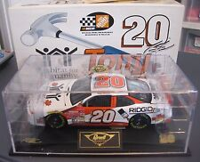 TONY STEWART #20 HABITAT FOR HUMANITY 1999 REVELL 1:24 DIE CAST ONE OF 3,504 NIB