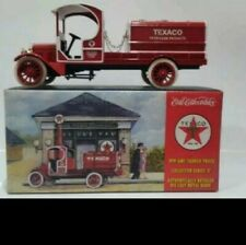1919 GMC TANKER TRUCK # 4 in the CHEVRON,STANDARD OIL RED CROWN Series MIB