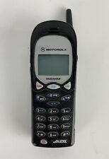 Vtg Motorola Talkabout Alltel cell phone Untested