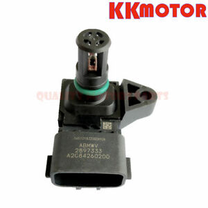 OEM MAP Air Pressure Sensor for CUMMINS 07UP Dodge Ram 2500 3500 6.7L 2897333
