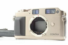[Exc+5] Contax G1 Green Label Rangefinder Film Camera From JAPAN