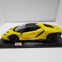 Maisto Lamborghini Centenario 1:18 Special Edition Diecast Car. Brand new