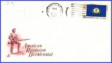 USA3 #1647 U/A ARTCRAFT 7 FDC   Kentucky State Flag