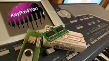 Korg pa800 Keyboard mise à niveau Kit Sample RAM MEMORY 256 Mo extension de stockage