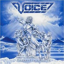 Voice-Trapped in anguish CD