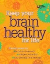 Keep Your Brain Healthy for Life by Reader's Digest (Australia) Pty Ltd (HB) B2