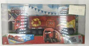 Disney Pixar Cars - Mattel Diecast - Jerry Recycled Batteries Hauler #5 CARS11-2
