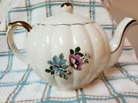 Gibsons Fine Bone China Teapot Made in Staffordshire, England