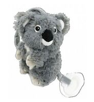 Baberoo Softest Stuffed Animal Plush Toy Koala Bear Musical Soother for Babies
