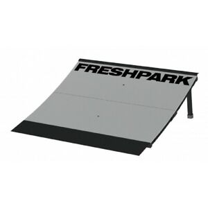 New FreshPark Professional BMX and Skateboarding Wedge Ramp  500 lb. capacity