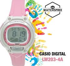 Casio Standard Digital Watch LW203-4A