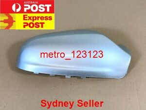 RIGHT DRIVER SIDE MIRROR COVER HOUSING FOR HOLDEN ASTRA (AH) 2005 - 2009 SILVER