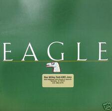 1986 AMC Eagle sedan/wagon new vehicle brochure