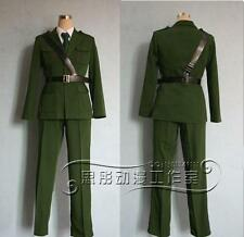 Clearance-Axis Power Hetalia (APH) United Kingdom (UK) England Costume-One Size