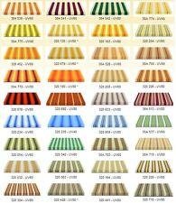 Markise Markisen Sonnensegel Stoffe / Stoff / Tuch in vielen Farben und Mustern
