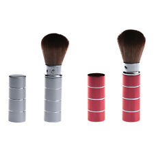 1X(Frauen Make-up Pinsel Pulver Blush Concealer Foundation Ausziehbarer Pin B1M2