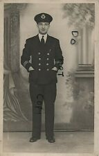 WW2 Merchant Navy Chief Officer ? Glasgow photographer