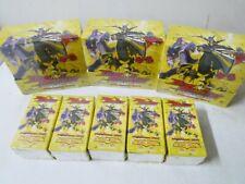 Dragon Booster Trading Card Game Premier Set Factroy Sealed Booster Starter Lot
