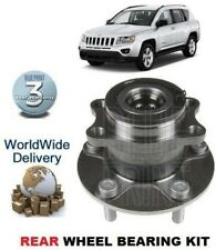 FOR JEEP COMPASS 2.0DT 2.2DT 2.4i TODOTERRENO 9/2006 > REAR WHEEL BEARING HUB