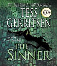 Rizzoli and Isles: The Sinner Bk. 3 by Tess Gerritsen (2011, CD, Abridged)
