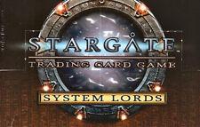 STARGATE CCG TCG SYSTEM LORDS Apophis, Enemy of Sokar #003