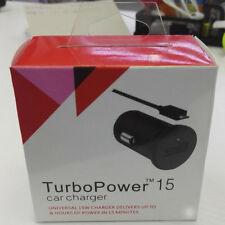 New OEM Motorola TurboCharger 15 Rapid Car / Vehicle Charger For DROID MAXX 2